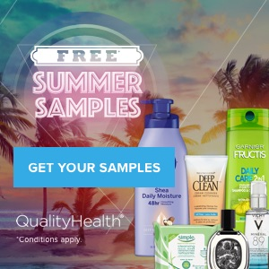 FREE Summer Samples!