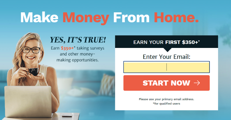 Make Money From Home - US - 2035238