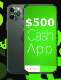 Get $500 In Your Cash App