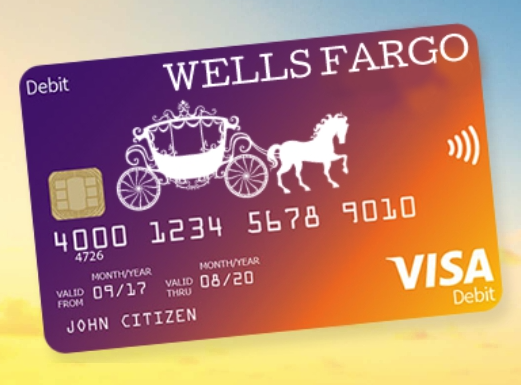 Win a $500 WELLS FARGO Prepaid Card